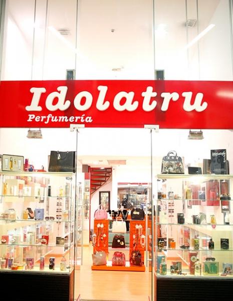 IDOLATRU PERFUMERIA