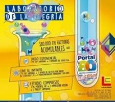 GANADORES SORTEO ¡LABORATORIO DE LA ALEGRÍA!