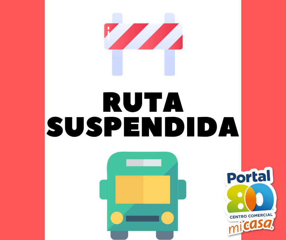 Ruta-Suspendida